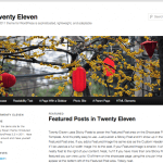 WordPress_Twenty_Eleven_Theme