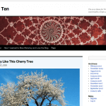 WordPress_Twenty_Ten_Theme