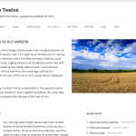 WordPress_Twenty_Twelve_Theme